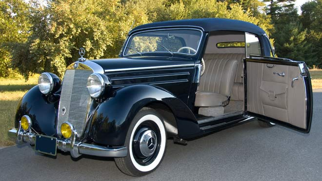1951 mercedes benz 170 s for Mercedes benz 170 ds for sale