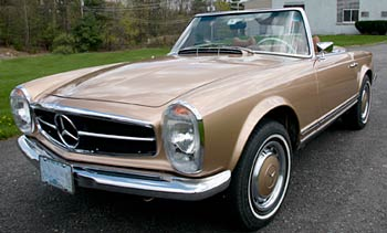 1971 Mercedes-Benz 280 SL
