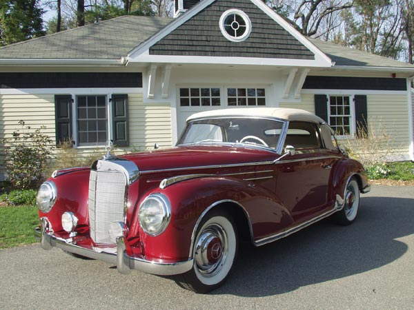 1953 mercedes benz 300 s for Mercedes benz 300 s