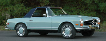 1969 Mercedes Benz 280 SL